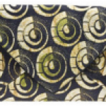 Dries Van Noten Silk Envelope Clutch