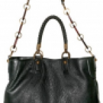 Bally Messanger Chain Tote