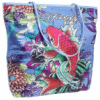 Ed Hardy Beyond the Sea Ariel Tote