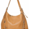 Kate Moss for Longchamp Grainy Calf Besase Ladbroke Shoulder Bag