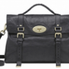 Mulberry Black Alexa