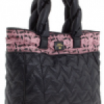 Juicy Couture Reversible Nylon Tote