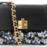 Marc Jacobs Chain Handle Sequin Bag