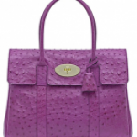 Mulberry Bayswater Ostrich