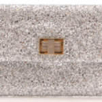 Anya Hindmarch Valorie Glitter Clutch