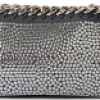 Stella McCartney Falabella Chunky Chain Clutch