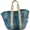 Dolce & Gabbana Denim and Nappa Tote