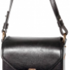 Givenchy Coney Shiny Grained Shoulder Bag