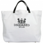 DSquared Small waterproof canvas tote