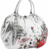 Ed Hardy Secret Garden Blake Satchel