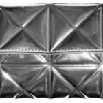 Gareth Pugh Mirrored Wallet