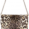 Givenchy Pony Leopard Shoulder Bag