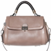 Pautric Sweeney Smooth Calfskin Shoulder Bag