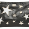 Dolce & Gabbana Sequin and Star Inserts Calfskin Clutch