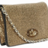Mulberry Bayswater Maxi Grain Metal Shoulder Bag