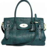Mulberry Heritage Satchel High Pebbled bag