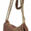 De Couture Chain Reversible Shoulder Bag