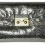 Marc by Marc Jacobs Snake on a wire clutch
