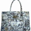 Mulberry Bayswater Feather print bag