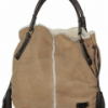UGG Shearling Shopping Tote