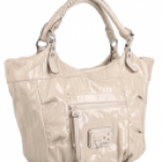 Guess Big city large tulip tote
