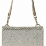 Jimmy Choo Glitter iphone Case Shoulder Bag