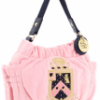 Juicy Couture Kids Juicy Loves you Demi bag