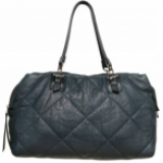Lanvin Quilted Bowling Tote