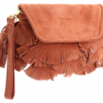 See by Chloe Fluffy Cherry Party Clutch