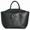 Vanessa Bruno Waxed Calf Leather Tote