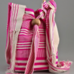 Wayuu Taya Foundation Morroa pink Bag