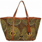 Go Peacock with this Swinging 60's versatile bag