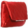 Lanvin Satin Patchwork Evening clutch