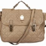 Mulberry Quilted Tillie Satchel