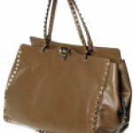 Gorgeous Valentino Rock Studded Tote