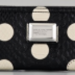 Marc by Marc Jacobs Dotty Snake Slim Zip Wallet