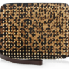 Christian Louboutin Chris Leopard Pony Skin ipad case