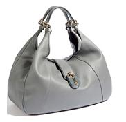 Loewe Grey Bag Calle Hobo  Loewe Grey Bag Calle Hobo
