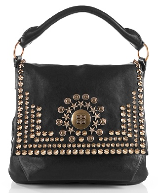 Givenchy Black Embroidered Bag Soha Moyen Givenchy Black Embroidered Bag Soha Moyen