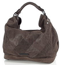 Burberry Prorsum Taupe Perforated Bag2 Burberry Prorsum Perforated Bag