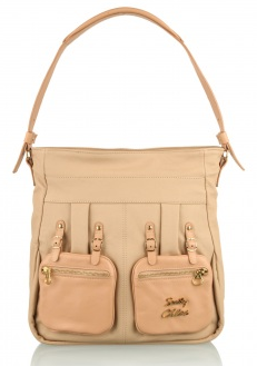 chloe handbag See by Chloe Cream East Village Shoulder Bag