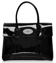 mulberry Patent Black Bayswater Mulberry Patent Black Bayswater