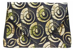Dries Van Noten Silk Envelope Clutch Dries Van Noten Silk Envelope Clutch