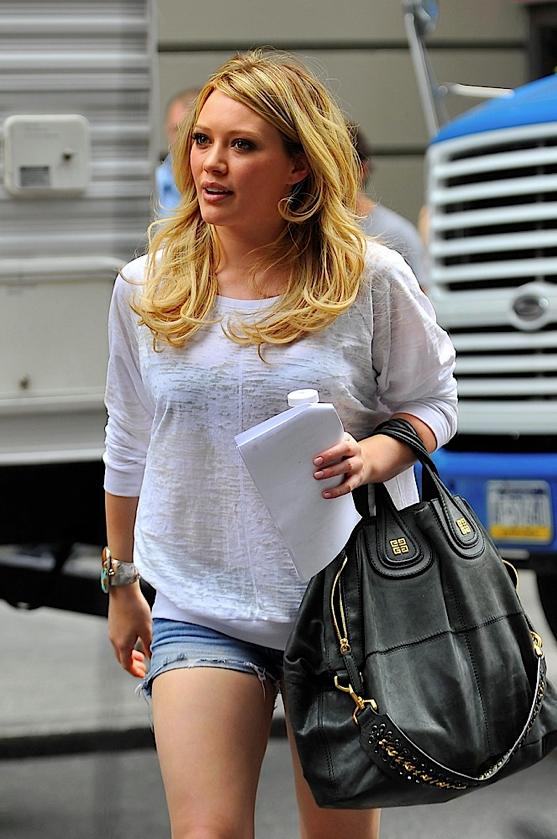 Hilary Duff givenchy nightingale Givenchy Nightingale