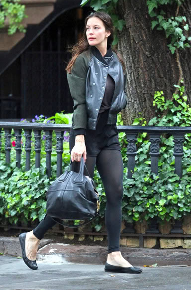 Liv Tyler Givenchy Nightingale1 Givenchy Nightingale