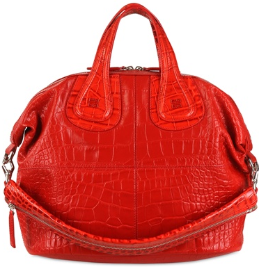 red Givenchy nightingale Givenchy Nightingale