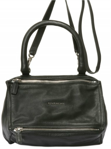 Givenchy Pandora small grain black shoulder bag Givenchy Pandora Bag
