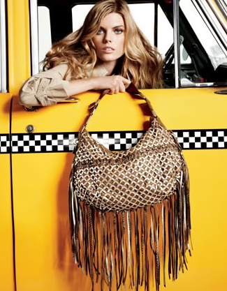Marc Jacobs Fringes Boho Hobo Marc Jacobs Fringes Boho