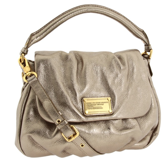 Marc by Marc Jacobs Classic Q Metallic Lil Ukita Marc by Marc Jacobs Classic Q Ukita