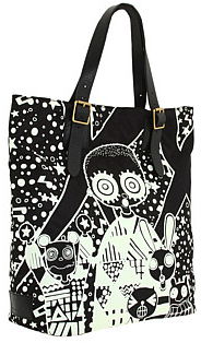 Marc by Marc Jacobs Mr. Marc Square Tote Marc by Marc Jacobs Mr. Marc Square Tote